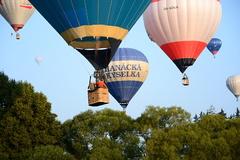 Blíži sa prvá Rajecká balónová fiesta