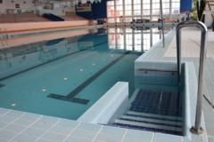 Zrekonštruovanú plaváreň otvoria v utorok 5. decembra
