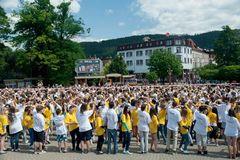 Blíži sa štvorylkový tanečnýfestival