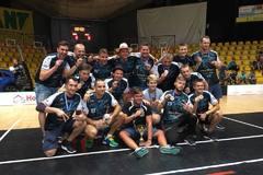 Kobylky bronzové na Slovak floorball cupe