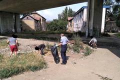 Na Bratislavskej sa upratovalo. Rozdiel je vidieť, FOTO