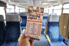 Špeciálny turistický vlak vyrazí zo Žiliny už túto sobotu