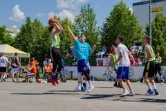 Streetball proti rakovine