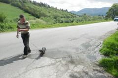 Rigol v Trnovom slúži ako kanalizačná stoka