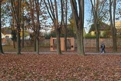 V parku na Bôriku pribudli nové toalety. Ich súčasné umiestnenie je len dočasné