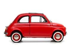 Fiat 500 oslavuje šesťdesiatku
