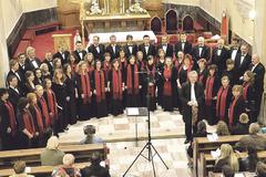 Žilinský miešaný zbor  je nascéne už 60 rokov