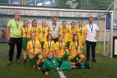 Malé Šošonky vybojovali na Minichampions lige bronz