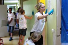 V obnove detskej ortopédie pomáha aj 20 dobrovoľníkov