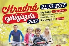 Hradná cyklojazda 2017