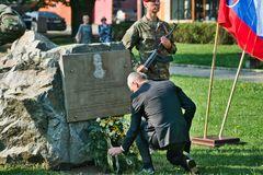 Aj v Žiline si uctili hrdinov Slovenského národného povstania