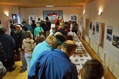 Výstava vKunerade mapuje históriu Kuneradského zámku poznačeného požiarom