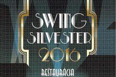 SWING Silvester 2016 v reštaurácii HU:man