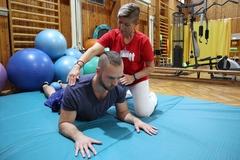Nemocnica otvára kurzy cvičení pre ľudí s bolesťami chrbta