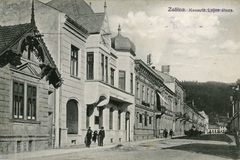 Prednáška: Národná ulica v minulosti