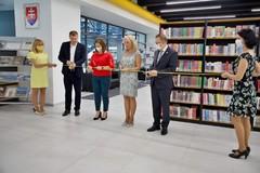 Krajská knižnica v Žiline v novom šate