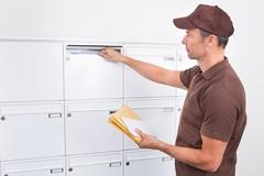 Chlmčania majú problém s poštou