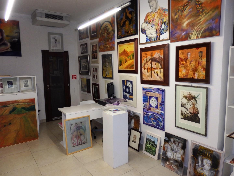 d7202336bcda5 V centre Žiliny minulý pondelok otvorili novú kultúrnu inštitúciu – Galériu  Fajn Art. Žilinčania už dávnejšie pociťovali absenciu predajnej galérie,  obchodu ...