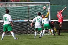 Makov Cementárov nešetril, nadelil im sedem gólov