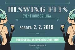 III. Swing Ples Event House Žilina