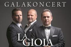 Galakoncert La GIOIA v doprovode Simple Lounge Quartet