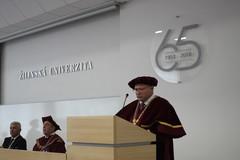 Novým rektorom Žilinskej univerzity v Žiline je Jozef Jandačka