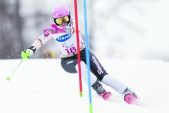 Od medaily ju delilo vydarené slalomové kolo