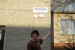 Z Magočovskej sa stala ulica Mogočovska