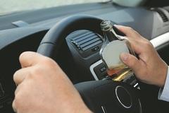 Alkohol za volantom za 31. týždeň