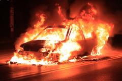 V okrese Žilina horelo minulý rok najviac áut z kraja