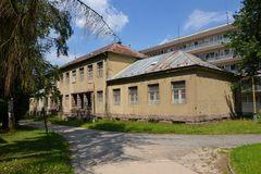 Infekčný pavilón v nemocnici chce súkromník zbúrať