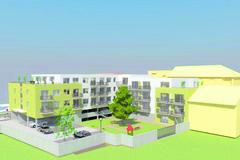 Mesto kúpi štyridsať bytov na Dlabačovej