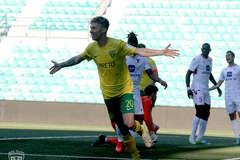 Prvý ligový gól už aj pre Adama Goljana