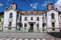 Rosenfeldov palác slávnostne otvorený