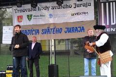 Tradícia svätého Juraja v Trnovom