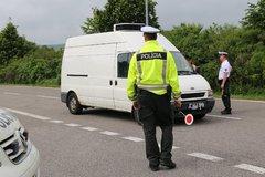 Na tieto autá si dajte pozor: ROZPIS policajných hliadok na žilinských cestách
