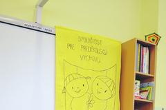 Tvorivé dielne pre učiteľky materských škôl