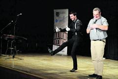 Jozef Abafi: SKeCZ je tu na to, aby sme zdvihli kvalitu slovenského humoru