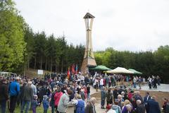 V Trnovom posvätili zvonicu s kaplnkou