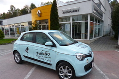 RENAULT TWINGO – Stvorený pre mesto