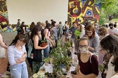Vydarený Swap rastlín v Žiline