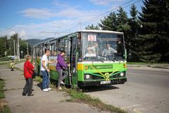 Hranatá Karosa sa rozlúčila so žilinskými cestami, nasledovať ju budú aj ďalšie vozidlá