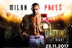 Diamonds Fight Night už túto sobotu