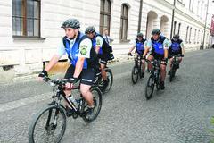 Na Vodnom diele i cyklotrasách operujú cyklohliadky