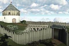 Pri Rajci odkryli základy dávno zabudnutého hradu. Vybudovali k nemu aj náučný chodník