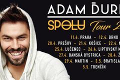 Adam Ďurica - SPOLU TOUR 2017