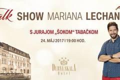 Talkshow Mariana Lechana