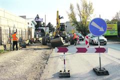 Začalo sa s rekonštrukciou Kamennej za takmer 400-tisíc eur