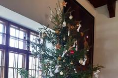 Budatínsky hrad dýcha vianočnou atmosférou