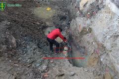 Výnimočný archeologický nález v Žiline: v centre mesta po prvýkrát objavili časť obrannej vodnej priekopy